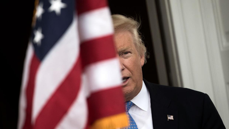 Trump asume el cargo el próximo 20 de enero.