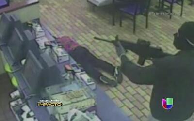 Ladrones son capturados después de efectuar un asalto