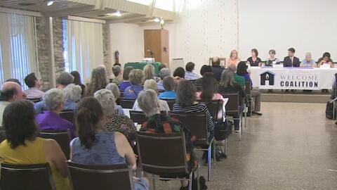 Iglesias de Texas buscan formar un frente contra la ley SB 4