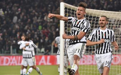 Dybala y Juventus se impusieron a la Roma