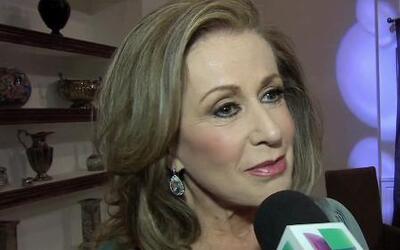 Laura Zapata habló del acuerdo económico al que llegó con Thalía