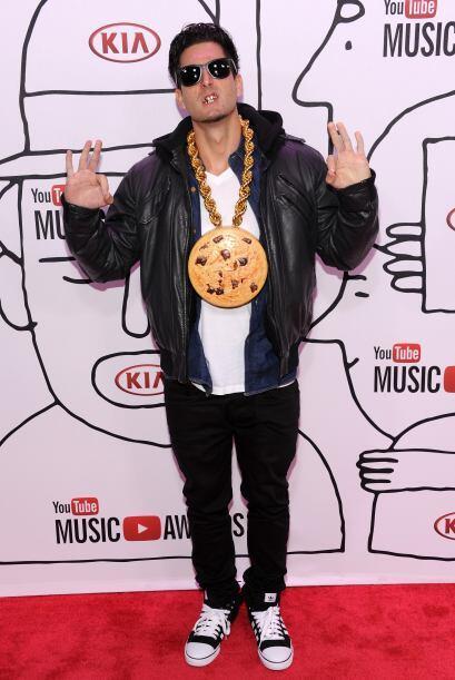 El cantante de rap Chip Chocolate  es otro elemento de la industria musi...