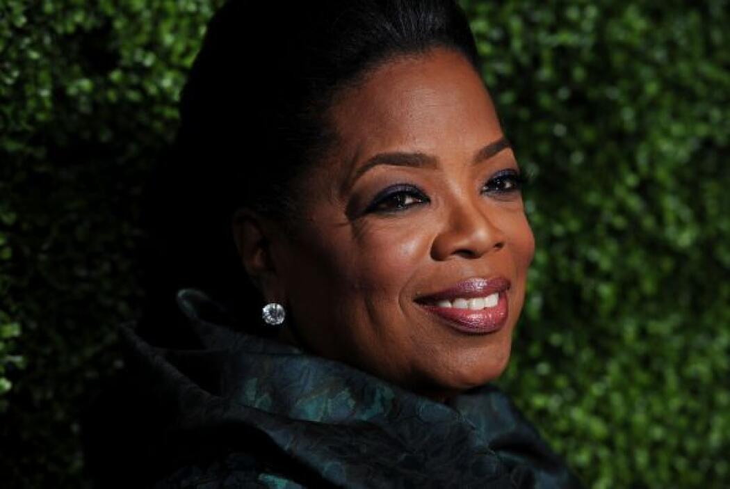 Esto no debería ser una sorpresa para nadie, en especial desde que Oprah...