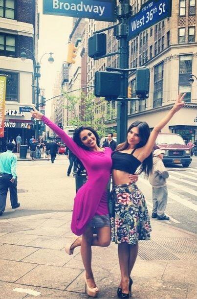 La Belleza Latina invade Broadway.