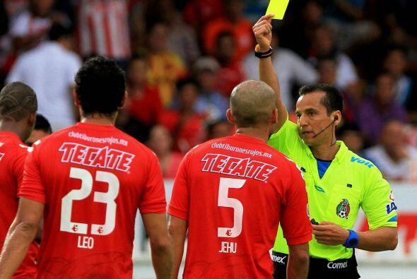 El Veracruz ha sido un ejemplo de conducta y defensa en lo que va del to...