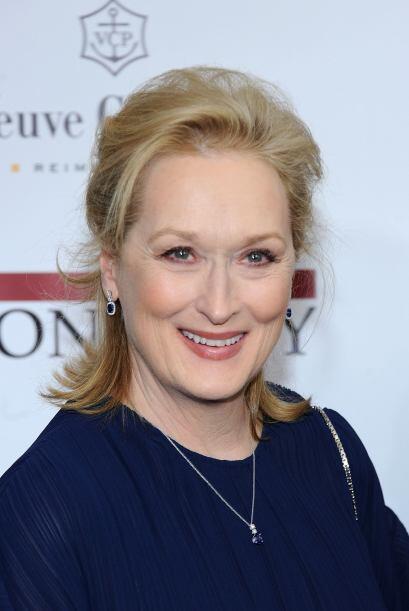Meryl Streep: Más que por su físico, esta famosa ha destac...