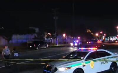 'Miami en un Minuto': tres hombres muertos deja balacera en el noreste d...