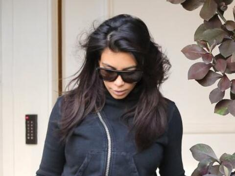 Kim, Kanye y Nori pasaron varios días en Australia con una agenda...