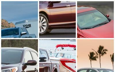 Los 10 vehículos más vendidos en los Estados Unidos en el 2015
