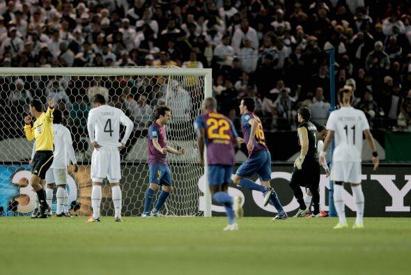 El 8 de diciembre de 2011, los azulgranas sumaron un nuevo título al pro...