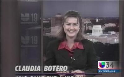 Mi Primer Trabajo: Claudia Botero