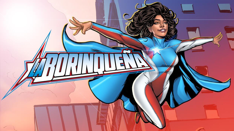 La Borinqueña fue creada por Edgardo Miranda-Rodríguez.