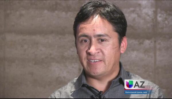 Entrevista con Ariel Ticona