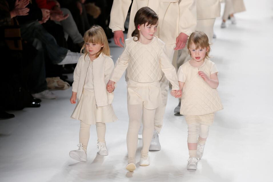 Viste a tus hijos como las 'mini celebrities' para las fiestas