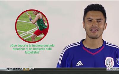¿Te lo imaginas a Alfredo Talavera saltando con garrocha?