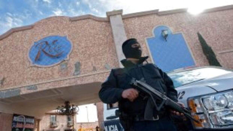 La violencia ocurrida en centros nocturnos en Chihuahua ha dejado 24 mue...