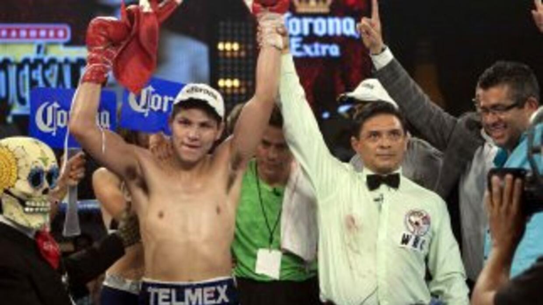 Pablo César 'Demoledor' Cano derrotó a Juan Carlos Abreu.