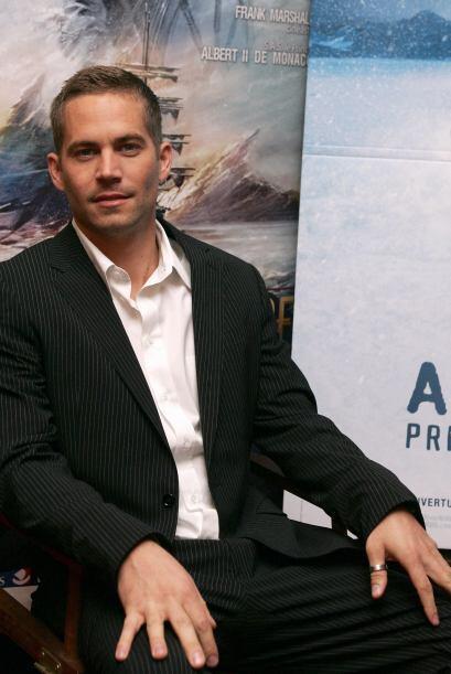En marzo, acudió como invitado a un festival de cine en París.