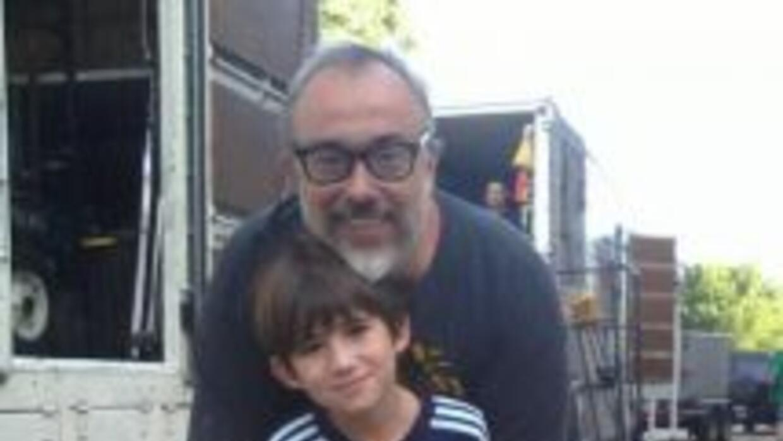 Él será el niño que interpretará a Lionel Messi en la infancia. (Foto: T...
