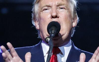Donald Trump denuncia supuesto fraude electoral