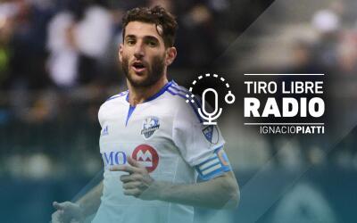 Ignacio Piatti en Tiro Libre Radio de FutbolMLS.com