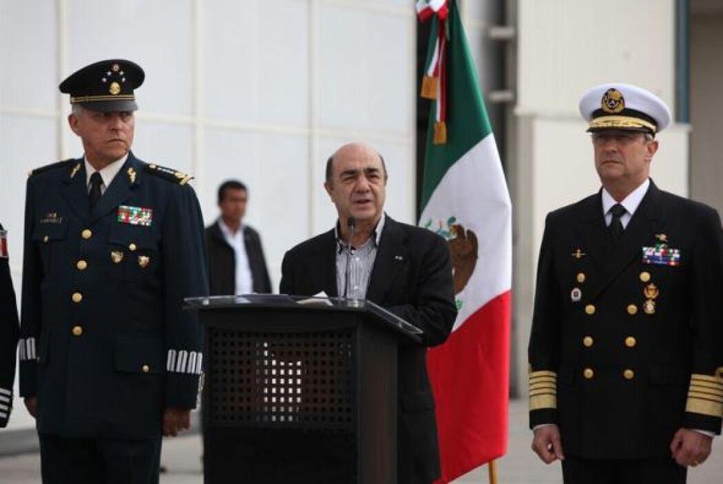 El procurador Jesús Murillo Karam confirmó al 100% la identidad de El Ch...