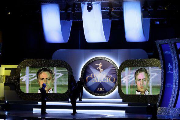 El ganador fue un estratega que ya no dirige en el 'Calcio', sino en La...
