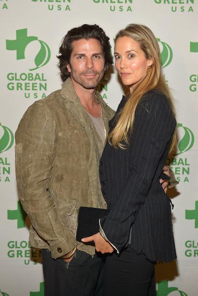 Con él, tiene un hijo, Sky Cole, nacido en julio de 2012. Mira aq...