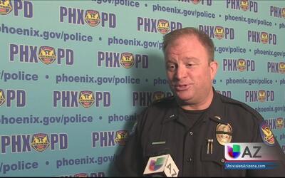 Falta de policías en Phoenix