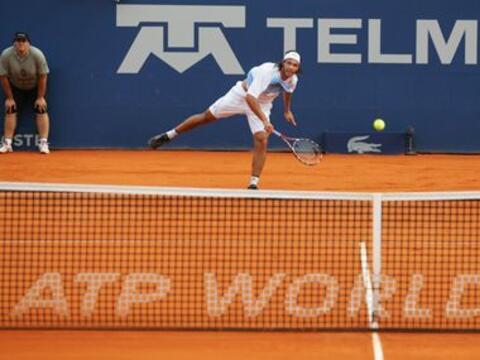 Una vez más los tenistas argentinos tuvieron una buena actuaci&oa...