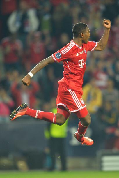 El duelo de puntería fue casi impecable. Por el Bayern marcaron sus cinc...
