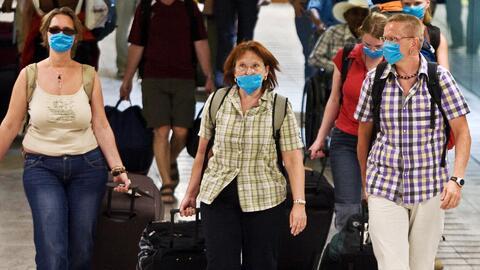 Así es como puedes evitar enfermarte cuando viajes estas vacaciones
