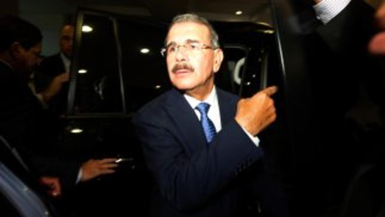 El presidente electo de República Dominicana, Danilo Medina.