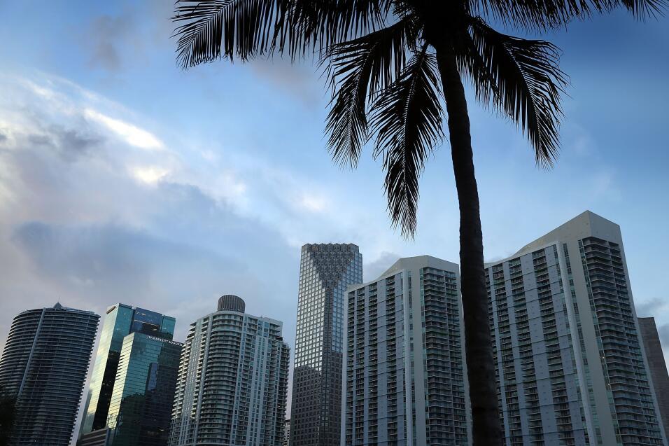 En el área metropolitana de Miami, Ft. Lauderdale y West Palm Beach vivi...