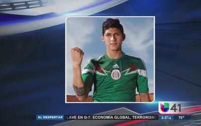 Rescatan al futbolista mexicano Alan Pulido