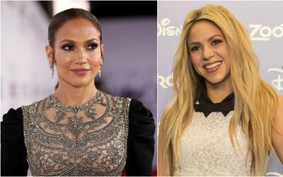 JLo estuvo en Miami y alborotó las redes de nuevo y Shakira muestra su p...