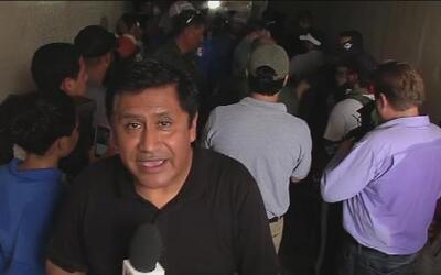 Reportero vivió los peligros a los que se enfrentan inmigrantes indocume...