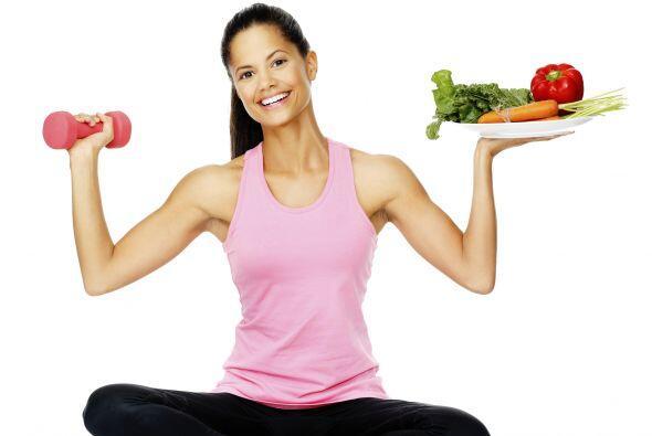 Aunque una cosa es cierta, el ejercicio no está peleado con la comida, n...