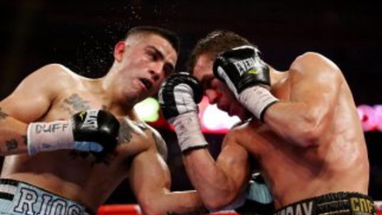 Ríos derrotó a Murray, pero se quedó sin título.