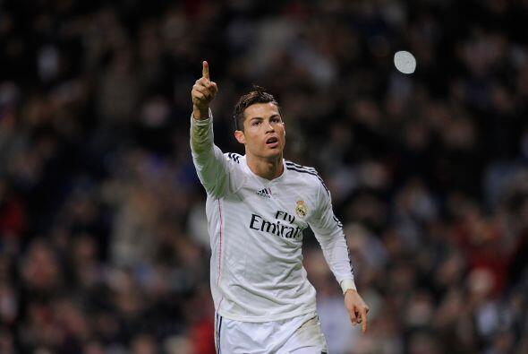 En un nuevo episodio espectacular de esta rivalidad 'Cristiano vs. Messi...
