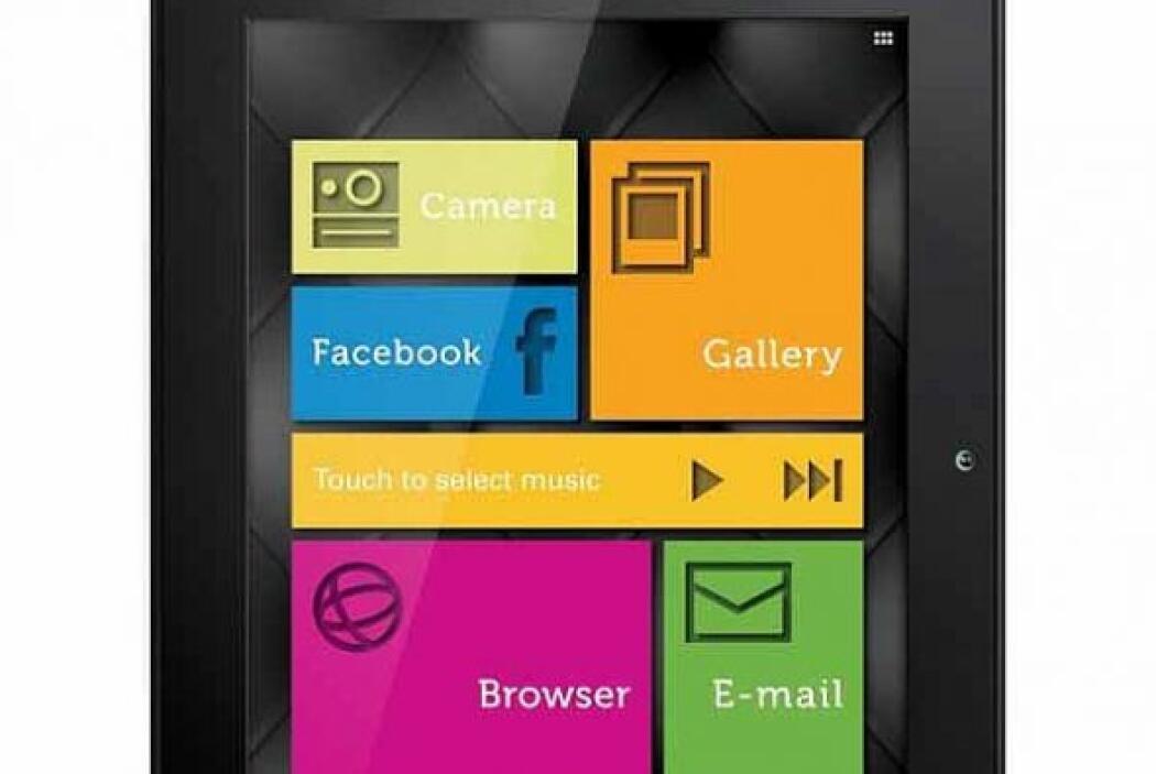 Polaroid 8'': con sistema Android 4GB con conexión WiFi y Pantalla Multi...