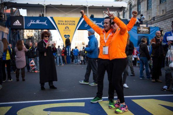 La ciudad quiere que el maratón de Boston se convierta en el escaparate...