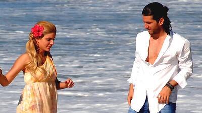 La actriz cubana participó en video musical.