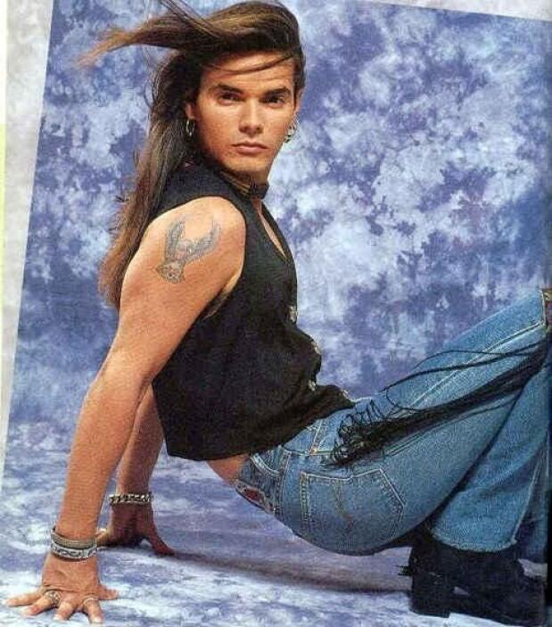 Sergio Blass ya era conocido cuando actuó en la telenovela.