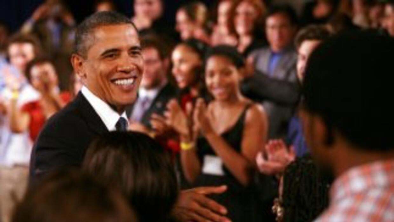 El foro con el presidente Obama será el lunes 28 de marzo a parir de las...