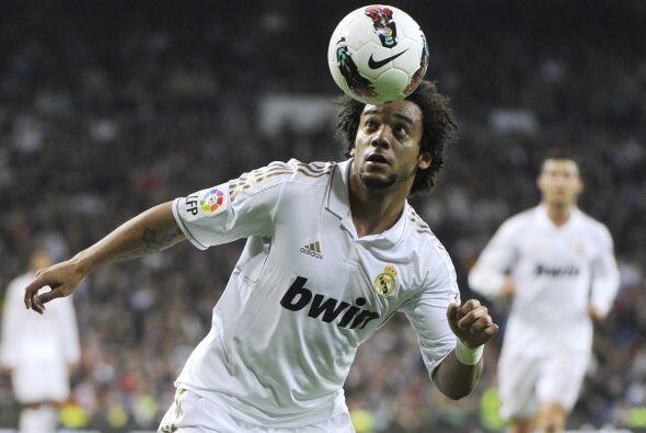Marcelo: indiscutible en el lateral izquierdo, su faceta defensiva sigue...