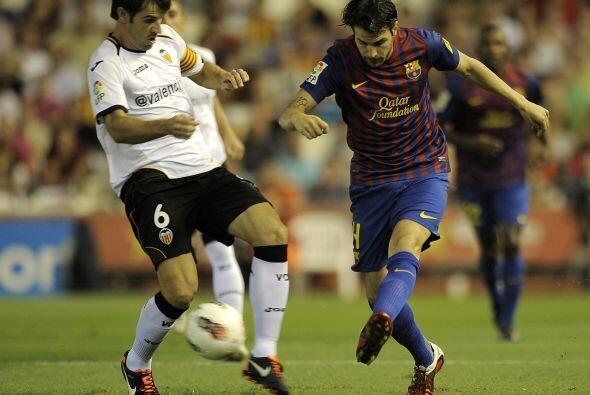 La liga española vivió un intenso día de actividades en su quinta fecha,...