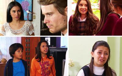 Resumen semanal de la Rosa de Guadalupe del 18 al 21 de octubre