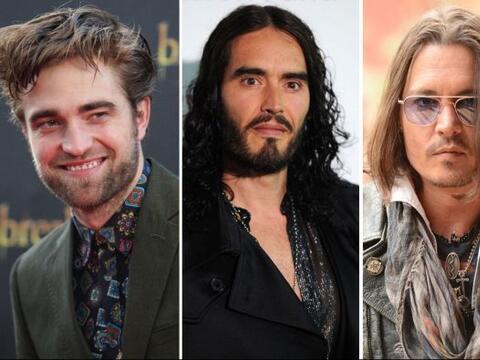 ¡Estos famosos rompieron las reglas y lucieron en algún mom...