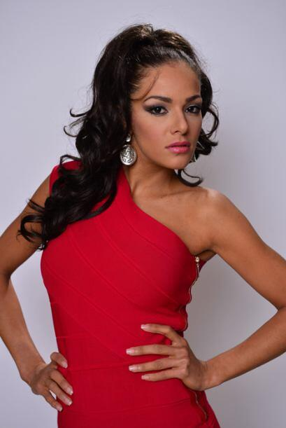 Nathalia Casco es una hondureña de 28 años que no se ha qu...